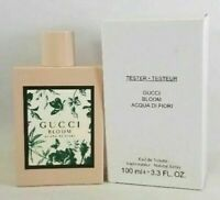 Gucci Bloom Acqua Di Fiori 100ml 3.3 Oz Eau de Toilette Spray NIB white