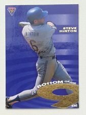 1996 Futera ABL Australian Baseball Bottom Of The 9th #BON2 Steve Hinton