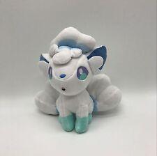 """Pokemon GO Plush Alolan Vulpix #037 Soft Toy Stuffed Animal Doll Teddy 8.5"""""""