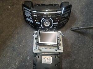 Ford Fiesta Mk7.5  Facelift Sony Dab Cd Bluetooth Radio Stereo