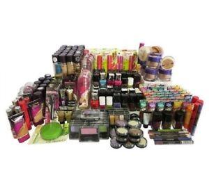 48 wholesale makeup joblot bundle Christmas stocking fillers lips nail eyes new