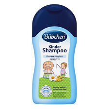 (11,23 €/L ) 400ml Bübchen enfants Shampooing sensible Camomille + protéine de