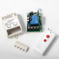 AC 110V 220V Far Distance High Power 30A Relay RF Wireless Remote Control Switch