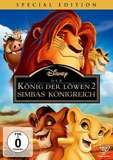 Der König der Löwen 2: Simbas Königreich - Special Edition (Disney)  | DVD | 006