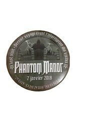 Badge Disney Phantom manor