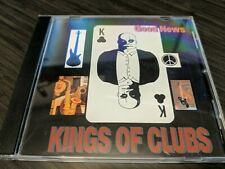 King of Clubs - Good News CD, Colorado Springs Blues Jazz Indie release, RARE!!!