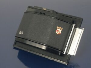 """WISTA 6X9 cm ROLL FILM BACK, FOR USE ON 5""""X4"""" CAMERAS"""