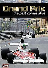Grand Prix - The Past Comes Alive (DVD, 2010)