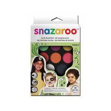 Snazaroo Basic Party Pack Face Paint Kit Halloween Painting Set