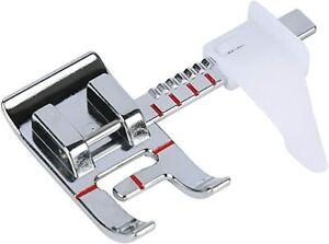 Adjustable Sliding Seam Allowance Guide Foot for Viking HuskyStar Sewing Machine