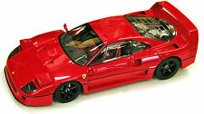 1:12 KYOSHO FERRARI F40 LIGHT WEIGHT VERSION RED 08602B MEGA RARE NEW