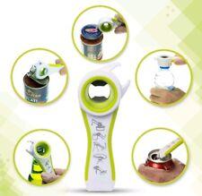 B2G1 5 in 1 Multi Bottle Opener Jar Lid Twist Off Gripper gadget Tool