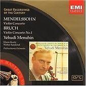 Mendelssohn/Bruch - Violin Concertos, , Very Good