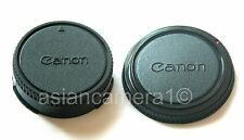 Body Rear Lens Cap For Canon T-90 T70 A-1 F-1 Ae-1 F-1N Body Lens Glass Cover
