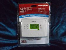 1 Honeywell Rth 2300 B Digital 5-2 Day Programmable Thermostat Green display.