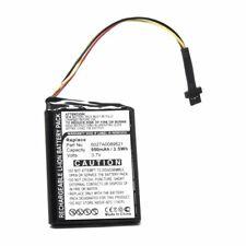 Batterie pour GPS Navigation TomTom Go 600 3,7V 950mAh/3,5Wh Li-Ion Noir