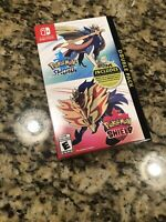 Nintendo Switch Pokemon Sword and Shield Double Pack