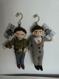 HGTV Property Brothers Jonathan & Drew Scott Living Christmas Plush Ornaments