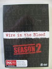 Wire in the Blood Season 2 R4 DVD 4 Episodes
