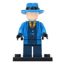 The Question - Marvel DC Comics Lego Moc Minifigure Gift For Kids