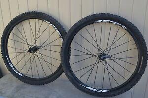 "Mavic Crossride Disc 26"" Front and Rear Mountain Bike 6 Bolt Disc Wheel"