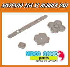 Botonera Interior Completa  (Rubber Pad ) Nintendo 3DS XL Compleate set