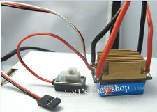 RC VSC 320A ESC Brushed Speed Control For 1/8 1/10 Car Truck Rock Boat Crawler