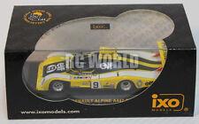 IXO Models 1/43 Die Cast  RENAULT ALPINE A442 #9 Le Mans  1977  x+
