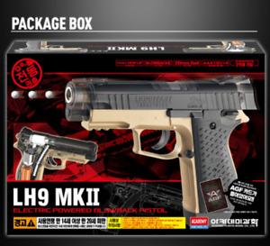 [Academy] #17414 Electric Powered Blowback LH9 MKII PistolAirsoft 6mm BBGun