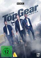 TOP GEAR AMERICA - FICHTNER,WILLIAM/BROWN,ANTRON/FORD,TOM/STIG,THE  2 DVD NEUF