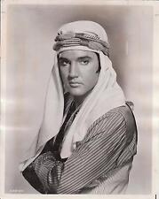 "1965 Portrait of Elvis Presley in ""Harum Scarum"" - Original MGM Studio Photo"