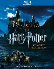 blu ray box set HARRY POTTER complete collectie - 11 DISC BLU RAY  sealed NIEUW