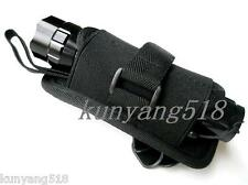 2 x UltraFire Flashlight Holster Clip Free Rotate Multi-function Belt Clip 401#