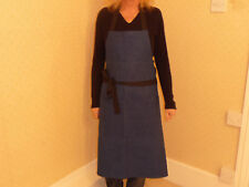 12 Denim Bib Aprons with FREE delivery