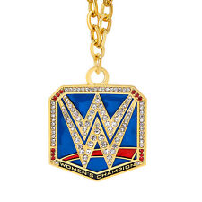 WWE Womens Smackdown Championship Licensed Pendant NEW