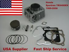 NEW TRX400EX TRX 400EX 85MM STOCK BORE CYLINDER PISTON GASKET KIT Fit All Year