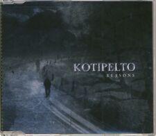 Kotipelto-Reasons-MAXI CD/EP-NEUF NEUF dans sa boîte-Stratovarius