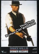 12 Photos Cinéma 21x29.5cm (1996) DERNIER RECOURS Bruce Willis, Bruce Dern NEUVE