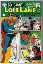 SUPERMAN'S GIRLFRIEND LOIS LANE #86, DC 1968, VF/NM CONDITION, WINNIPEG PEDIGREE