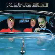 HEINZ RUDOLF KUNZE - KUNZE HALT - CD NEU - 2001 Jewelcase inkl. Jesus Tomahawk
