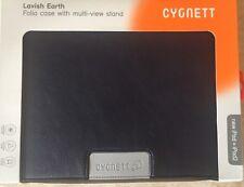 10 Cygnett Lavish Earth Folio CasesWith Multiview Stand-Ipad & Ipad 2 Dark Plum
