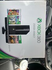 Xbox 360 Slim Black Console  Microsoft With Multiple Controller S Excellent Cond