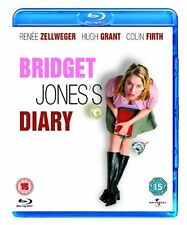 BRIDGET JONES'S DIARY - BLU-RAY - REGION B UK
