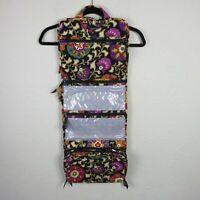 Vera Bradley Hanging Travel Toiletries Make Up Bag Women's - 0/S