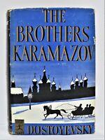 THE BROTHERS KARAMAZOV Fyodor Dostoyevsky Modern Library G36