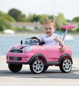 kids MINI COOPER car ride on