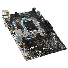 SCHEDA MADRE MOTHERBOARD MSI H110M-PRO-D SOCKET CPU INTEL LGA 1151 i3 i5 i7 DDR4
