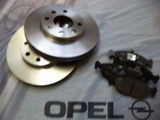 Original Opel Vorderbremsensatz, Astra-F / Corsa-A / Corsa-B