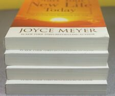 Start Your New Life Today by Joyce Meyer (Paperback) NEW