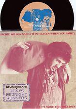 Dexys Midnight runners ORIG UK PC 45 Jackie Wilson said NM '82 Mercury New wave